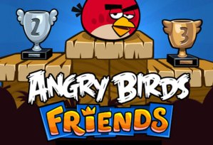 Angry Birds Friends ahora disponible para iOS
