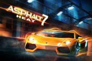 Asphalt 7: Heat está disponible en la App Store de iOS de manera gratuita y por tiempo limitado