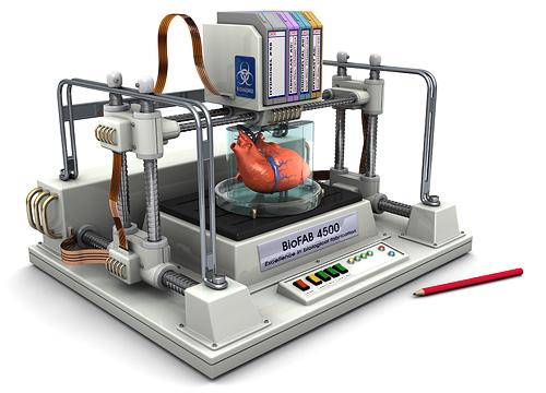 Bioprinting, un paso gigante para las impresoras 3D - bioprinter_500x360