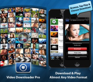 Descargar videos desde el iPhone y iPad sin Jailbreak con Video Downloader