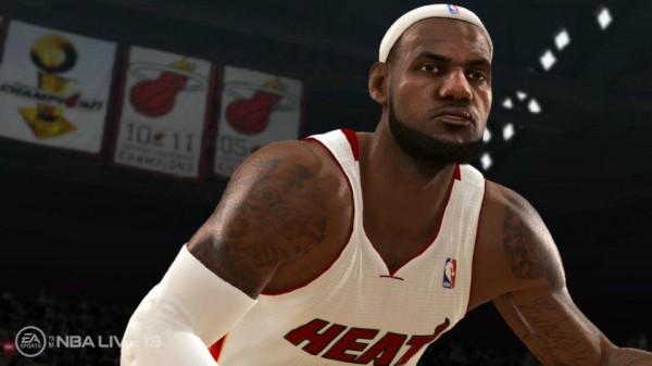 NBA Live regresará en su edición 2014 - nba-live-13-lebron1-600x337