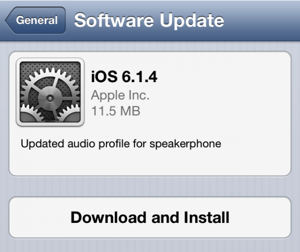 Actualización de iOS 6.1.4 para iPhone 5 ya está disponible - photo-3361-600x503
