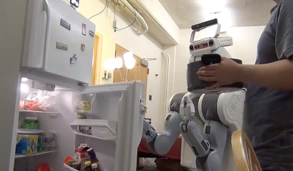Inventan robot que se anticipa a movimientos de los humanos - robot-que-anticipa-movimientos