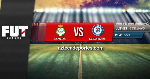 Ver Santos vs Cruz Azul en vivo, Semifinal (Liga MX) - santos-cruz-azul-en-vivo-semifinal-clausura-2013