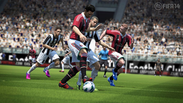 FIFA 14 llega el 14 de septiembre y nos muestra su primer trailer oficial - FIFA14
