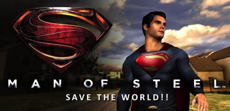 Juego de Man of Steel, la nueva película de Superman, llega a iOS y Android - Man-of-Steel-juego