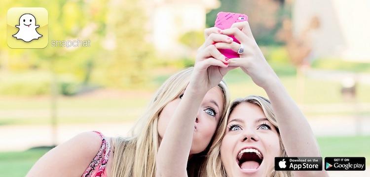 Snapchat, la aplicación de mensajes instantáneos que se autodestruyen - Snapchat