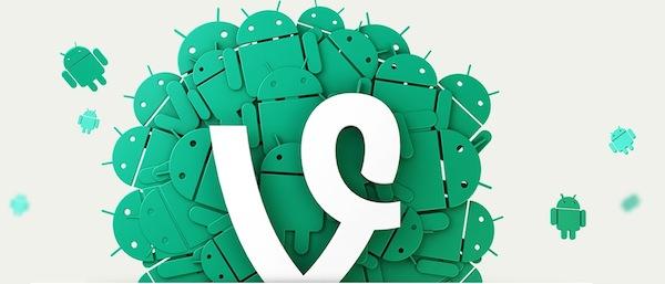 Vine Android Vine para Android por fin disponible para descargar