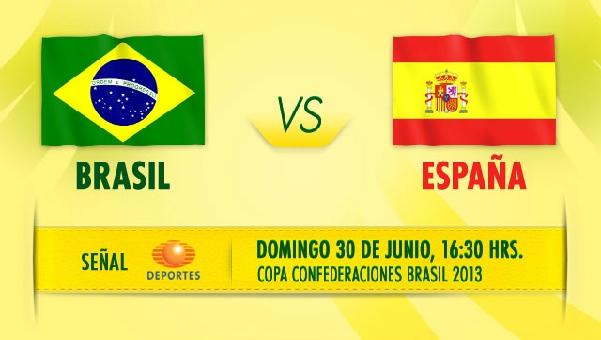 Ver Brasil vs España en vivo, Gran Final de la Copa Confederaciones 2013 - brasil-espana-en-vivo-copa-confederaciones-2013