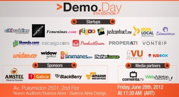 18 startups buscan inversión en el 4to DemoDay de NXTP Labs