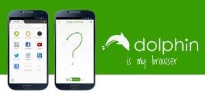 Dolphin Browser para Android se actualiza con grandes funcionalidades
