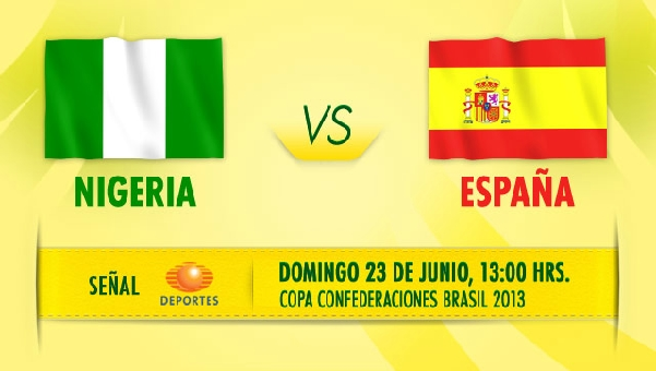 Ver España vs Nigeria en vivo, Copa Confederaciones 2013 - espana-nigeria-en-vivo-confederaciones-2013