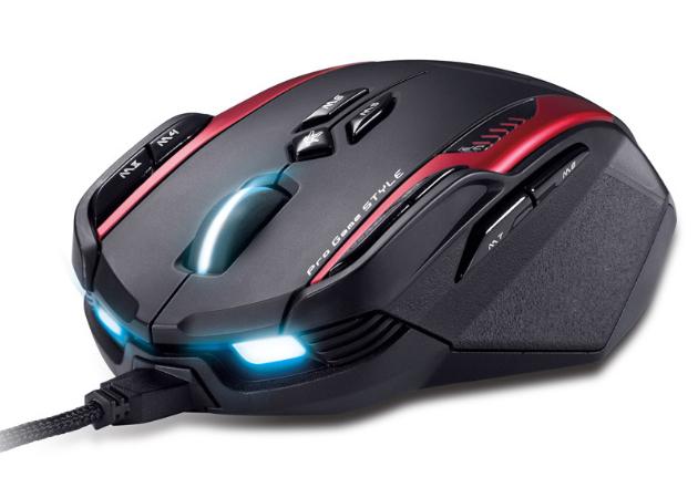 Genius presenta su espectacular Mouse Gila de la serie GX Gaming - genius_gila