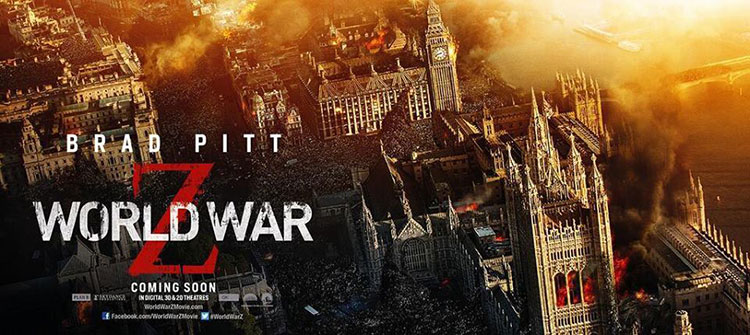 Guerra Mundial Z tendrá segunda parte - guerra-mundial-z
