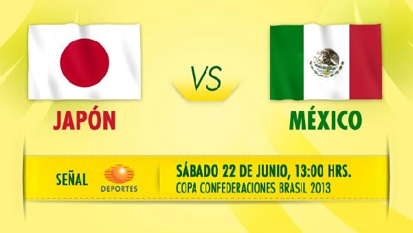 Ver México vs Japón en vivo, Copa Confederaciones 2013 - japon-mexico-en-vivo-confederaciones-2013