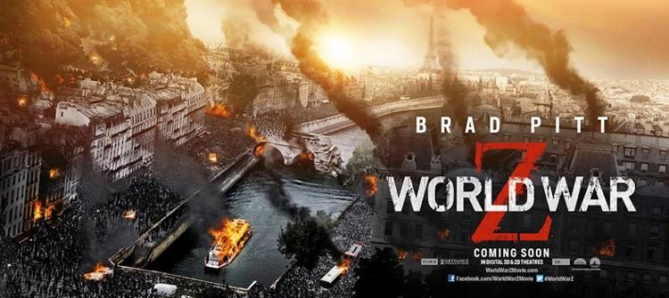 Estreno de la semana en el cine: Guerra Mundial Z - world-war-z