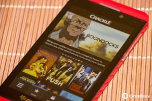 BlackBerry y Sony presentan la aplicación de Crackle para BlackBerry 10