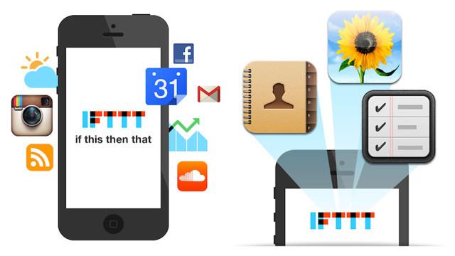 IFTTT lanza su aplicación oficial para iPhone - IFTTT