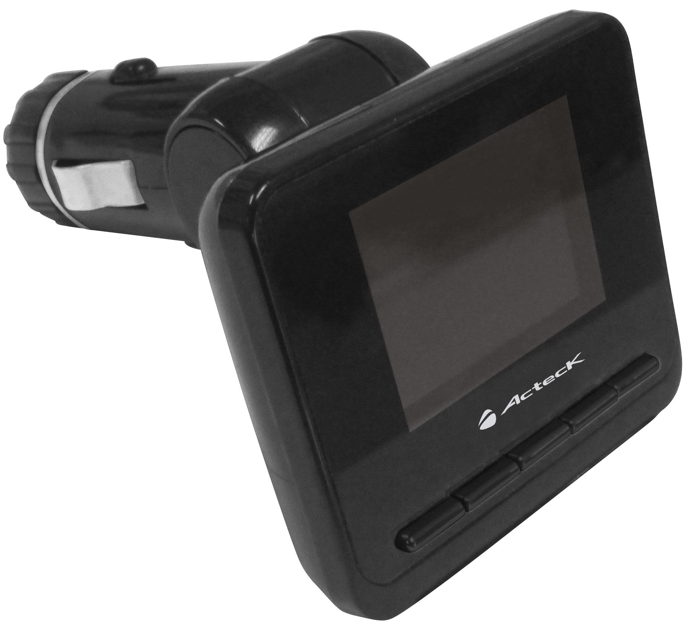 Acteck presenta nuevo transmisor de FM/SD/USB, su nuevo Transbit TF-450