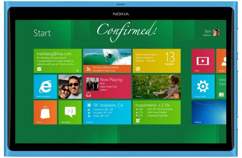 Posible tablet de Nokia con Windows RT aparece mediante rumores - Nokia_tablet-800x525