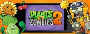 Plants vs Zombies 2, aparece en las App Store para su descarga