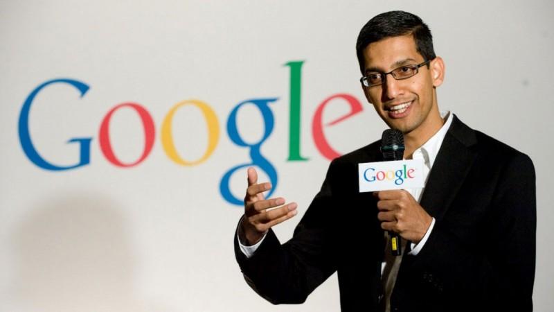 No te pierdas el evento en vivo de la presentación de Android 4.3 y Nexus 7 desde YouTube - Sundar-Pichai-Google