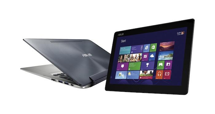 ASUS presenta su extensa gama de productos para el regreso a clases 2013 - Transformer-Book
