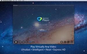 Wondershare Player, un genial reproductor de video para OS X