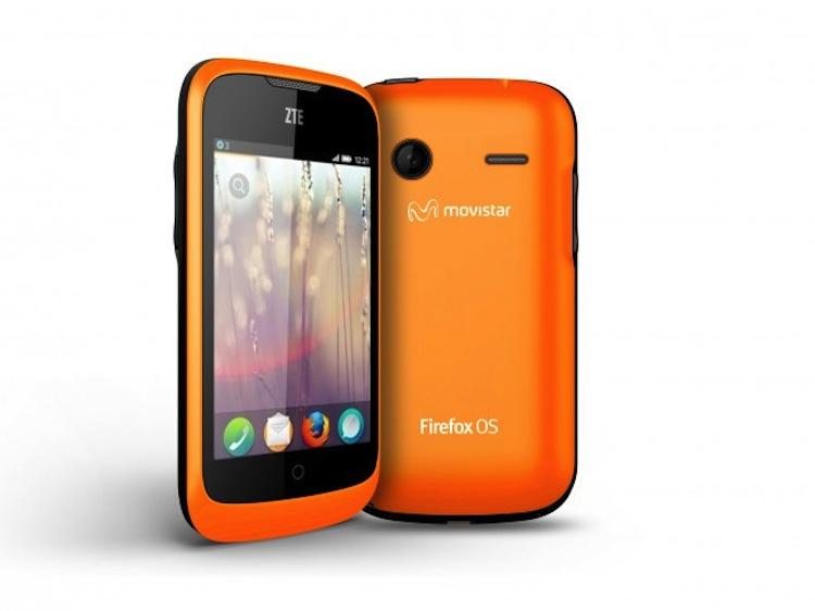 ZTE Open Firefox OS ZTE Open, el primer smartphone para uso comercial con Firefox OS sale al mercado