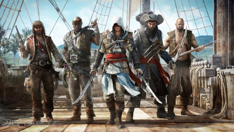 Top 5 de los mejores videojuegos de Assassin's Creed - assassins_creed_4-2281425-800x451