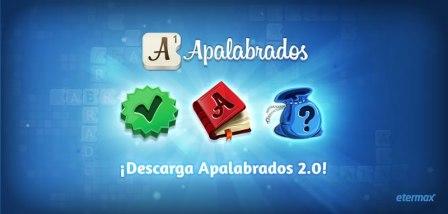 """Apalabrados lanzó su versión 2.0 incluyendo """"Extras"""" para mejorar la experiencia de juego"""