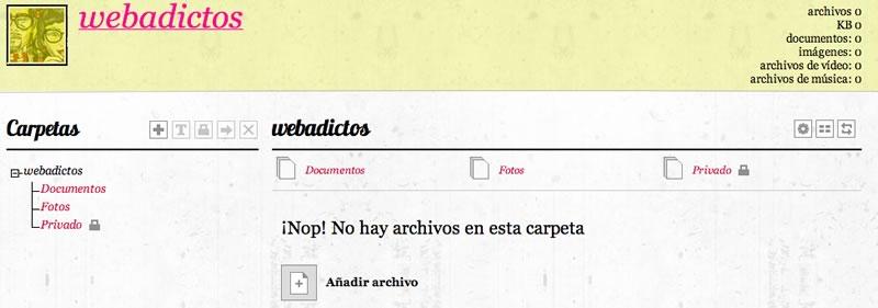 Disco duro virtual gratis e ilimitado, Lolabits.es - disco-duro-online-gratis