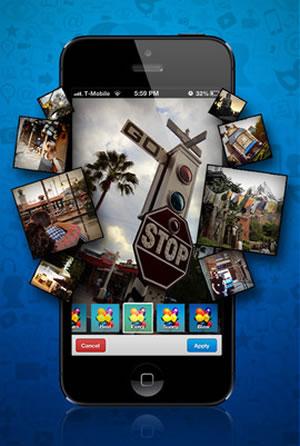 filtros para fotos en everypost Publica simultaneamente en tus redes sociales con Everypost para Android e iOS