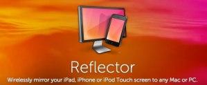 Graba lo que haces en la pantalla de tu iPhone o iPad, y mucho más con Reflector