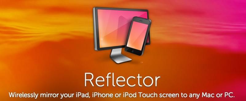 Graba lo que haces en la pantalla de tu iPhone o iPad, y mucho más con Reflector - grabar-pantalla-iphone-mac-windows