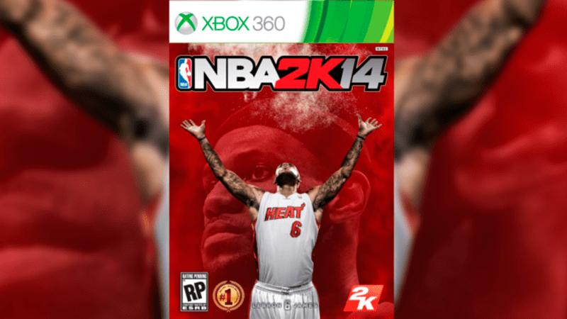 LeBron James elige el soundtrack del videojuego NBA 2K14 - lebron