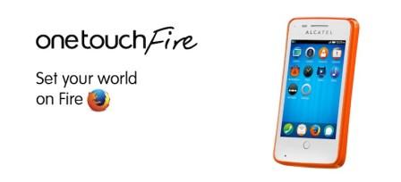 Alcatel One Touch Fire será el primer smartphone con Firefox OS en América Latina