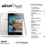 Tablet AIKUN AT73C de Acteck, una tablet ideal para el regreso a clases - tablet-aikun-caracteristicas