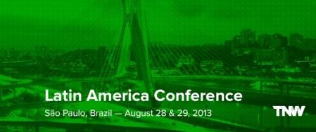 Asiste al TheNextWeb Conference Latin America 2013