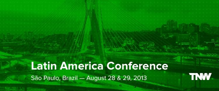 Asiste al TheNextWeb Conference Latin America 2013 - tnw-conference-latam-2013