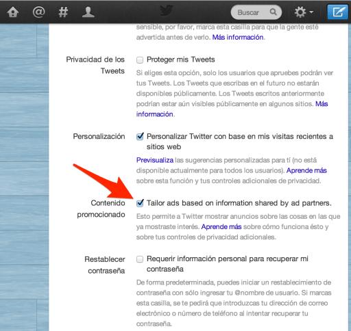 Cómo ocultar los tuits y hashtags patrocinados de Twitter - twitter-ads