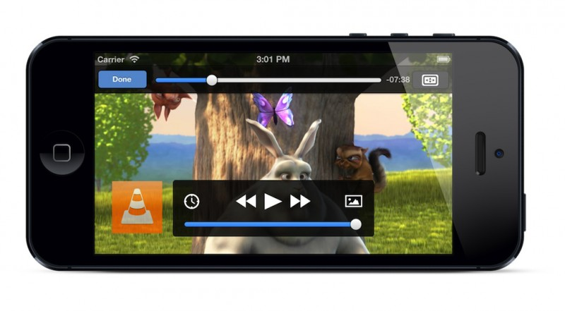 El popular VLC llega a iOS para reproducir toda clase de videos - vlc-for-ios-800x441