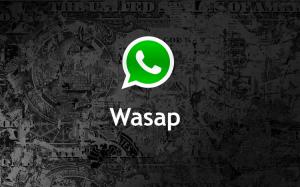 Wasapear sería una palabra válida cuando nos referimos a enviar mensajes por WhatsApp