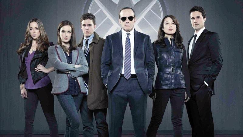 Agentes de S.H.I.E.L.D., la nueva serie complementaria a Los Vengadores - Agentes-de-SHIELD