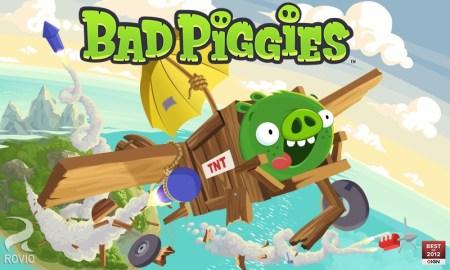 Bad Piggies para iOS gratis por tiempo limitado