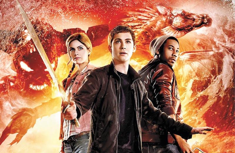 Estreno de cine de la semana: Percy Jackson y el Mar de los Monstruos - Percy-Jackson