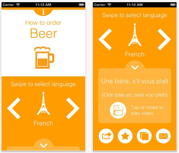 Aprende a pedir cerveza en 59 idiomas con Pivo