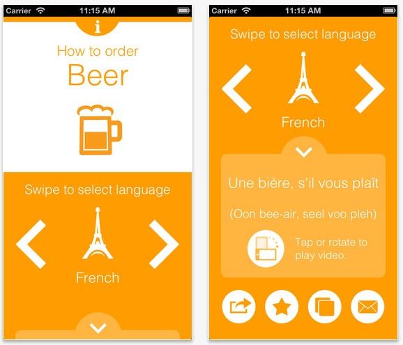 Aprende a pedir cerveza en 59 idiomas con Pivo - Pivo