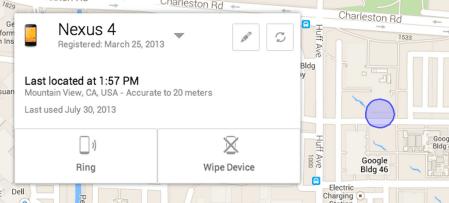 Ya podrás encontrar tu Android extraviado con la nueva aplicación oficial Android Device Manager