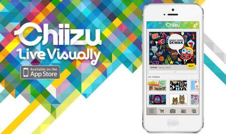 Decora fotos desde iOS de forma espectacular con Chiizu